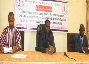 Photo of INJUSTICE JUDICIAIRE AU BURKINA FASO : Le MVIJ s'érige contre