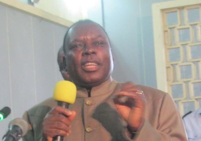Le colonel Marcel Ntsourou meurt d'une crise cardiaque en prison — Congo