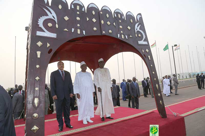 Un sommet sahélien pour renforcer la lutte contre le terrorisme — Mali