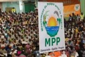 SANCTIONS CONTRE DES MILITANTS MPP : Effet d'annonce ou annonce sans effet ?