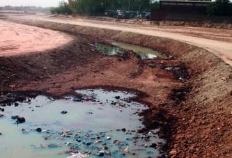 SUSPENSION DES TRAVAUX DU CANAL MOGHO NAABA : Les riverains s'inquiètent, la mairie rassure