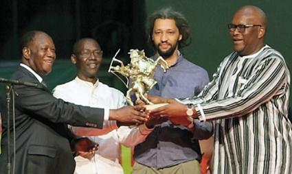 FESPACO 2017 : « Félicité »  d'Alain Gomis obtient  l'Etalon d'Or de Yennenga