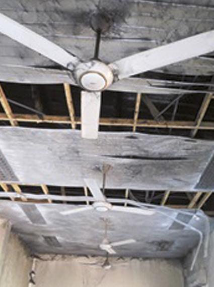INCENDIE A L'ENEP DE DEDOUGOU : De nombreux dégâts matériels enregistrés