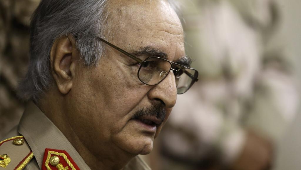 LIBYE : Haftar, l'homme de la situation?