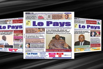 MAHAMADO YAOLIRE, PRESIDENT DU COMITE D'ORGANISATION DES 5e JEUX UNIVERSITAIRES : « Nous espérons pouvoir éviter beaucoup de ratés »