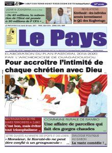 LE JOURNAL DU 24/03/2017