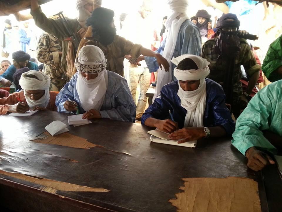 MISE EN PLACE DES AUTORITES INTERIMAIRES AU NORD-MALI : A pas forcés vers la paix