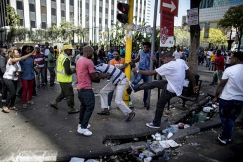 RAPPROCHEMENT ENTRE ABUJA ET PRETORIA A PROPOS DES VIOLENCES XENOPHOBES EN AFRIQUE DU SUD :Aller au-delà des mesures cosmétiques