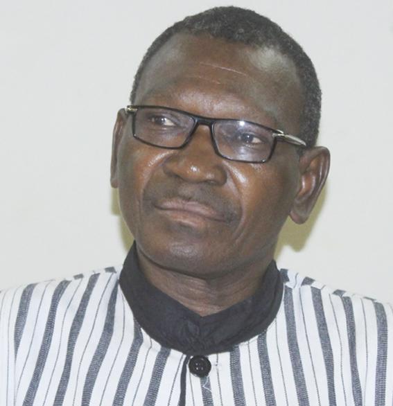 ACHILLE TAPSOBA A PROPOS DE CEUX QUI DEMANDENT LA DISSOLUTION DE LA CODER : «…C'est notre droit d'exister et nous allons exister»