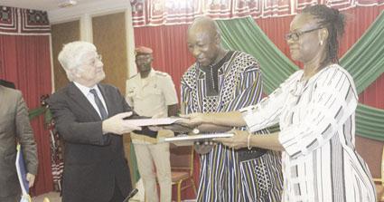 CREATION D'UNE CAISSE DES DEPOTS ET CONSIGNATIONS DU  BURKINA FASO : Pour assurer le financement des investissements structurants de l'Etat et des collectivités