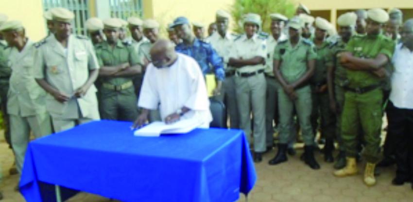 LUTTE CONTRE LE TERRORISME : Simon Compaoré mobilise ses troupes