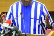 DISCOURS SUR LA NATION : « Burkina Faso is back », dixit Paul Kaba Thiéba