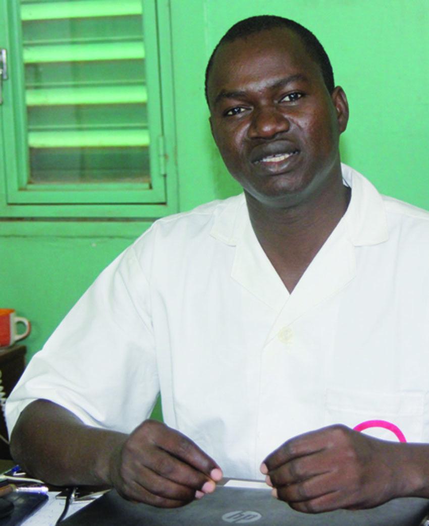 PREVENTION DU CANCER DE LA PEAU : « Il faut éviter de s'exposer trop longtemps au soleil », selon le cancérologue Nayi Zongo
