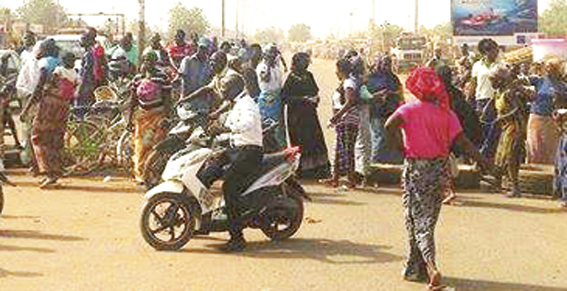 SERIE D'ASSASSINATS CIBLES A SAABA ET A NIOKO 1 : Des femmes en colère réclament justice