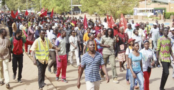 FLAMBEE DES PRODUITS DE GRANDE CONSOMMATION : La CCVC proteste