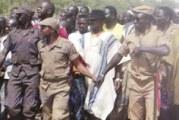 KOUPELA : Des Koglwéogo protestent contre la condamnation de leurs camarades