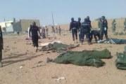 NOUVELLE ATTAQUE TERRORISTE MEURTRIERE AU MALI :  Comité d'accueil sanglant pour Abdoulaye Idrissa Maïga