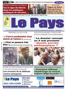 Le Journal du  28/04/2017