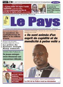 Le Journal du  27/04/2017
