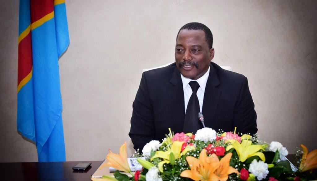 PRETENDU ECHEC DE LA MANIF DE L'OPPOSITION EN RDC : Kabila se chatouille pour rire