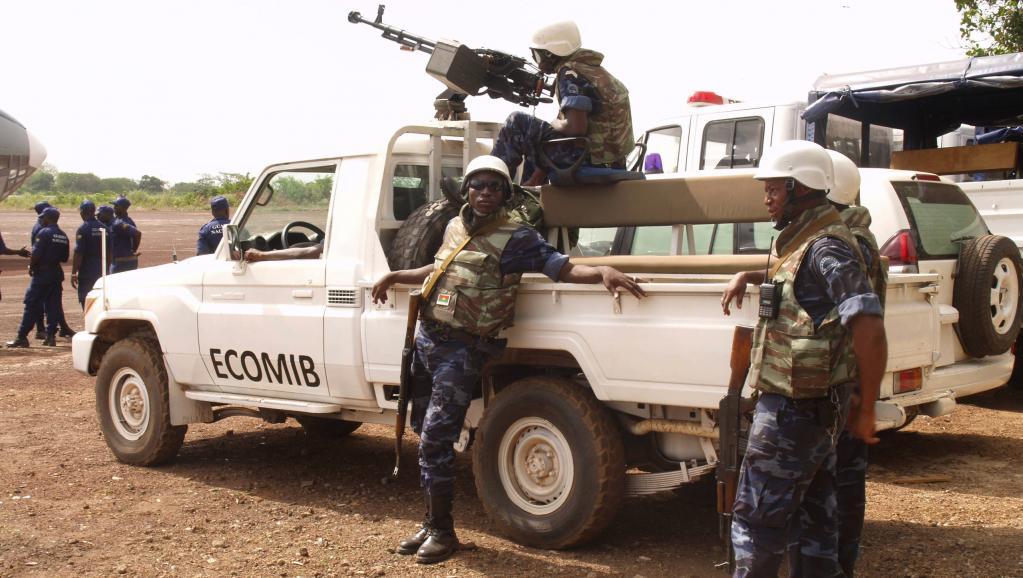 Bissau: retrait des forces de la CEDEAO