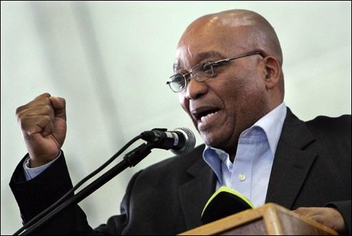 Afrique du Sud : Quand Zuma reprend du poil de la bête!