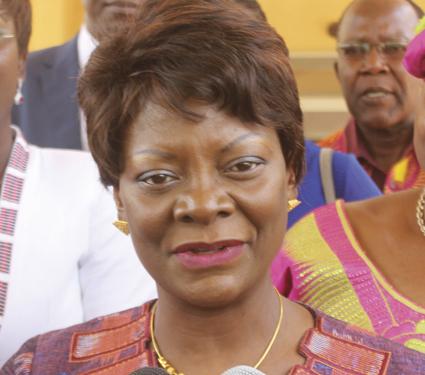 PROMOTION DES DROITS DE LA FEMME ET DE L'ENFANT : Sika Kaboré prend conseil auprès de Salifou Diallo