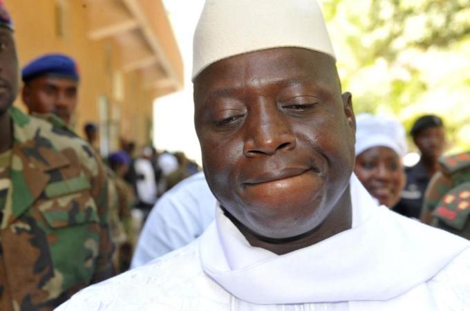 Gambie: gel des avoirs de l'ex-président Yahya Jammeh