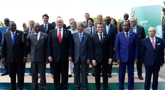 SOMMET DU G7 : Quelles retombées pour l'Afrique?