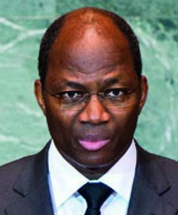 MACA : le président de la Commission de l'UA rend visite à Djibrill Bassolé