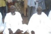 PALAIS ROYAL DE OUAHIGOUYA : 4 chefs reçoivent les bénédictions de Naaba Kiiba