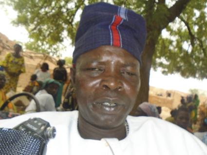 KALO (PROVINCE DU YATENGA) : Le Naaba Kon-Menem-Moogo intronisé