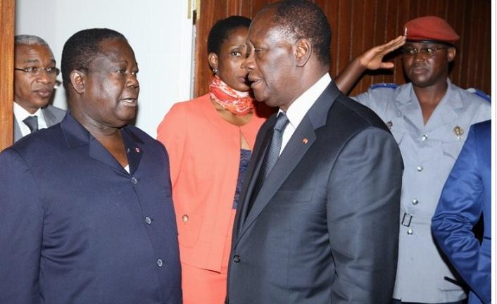 PRESIDENTIELLE DE 2020 EN COTE D'IVOIRE : Les couteaux sont tirés