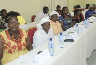 PROCESSUS DE REFORMES ET DE RECONCILIATION AU BURKINA:Pour une meilleure contribution des femmes
