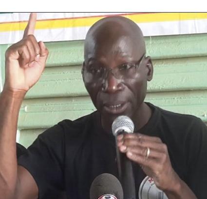 M/PRSCA : Idrissa Nogo  exclu