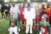 FINALE DE LA COUPE DE L'ASSEMBLEE NATIONALE CADETTE : Soutenir de façon pérenne le sport au Burkina Faso