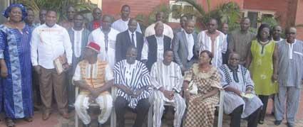 BONNE GOUVERNANCE MINIERE : Le CGD renforce les capacités des acteurs de contrôle à Bobo-Dioulasso
