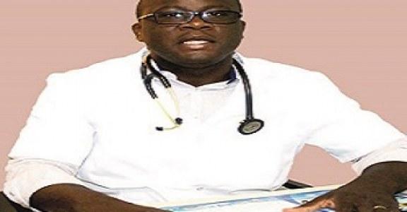 DR LOUIS ROMARIC ZAMBEDE SEDEGO, CARDIOLOGUE, A PROPOS DES RISQUES  CARDIOVASCULAIRES:« Les AVC sont souvent  liés à une mauvaise hygiène de vie »