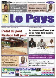 Le Journal du 27/07/2017