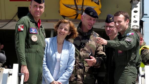 La ministre des Armées en déplacement dans le Sahel