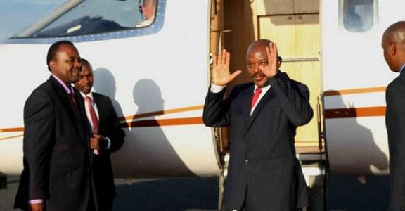 PIERRE NKURUNZIZA EN TANZANIE : Comment relancer le dialogue politique?