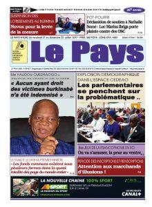 Le Journal du 21/07/2017