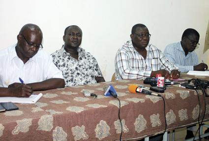 L'UCRB A SIMON COMPAORE : « La République n'a pas besoin de dirigeants qui ensemencent les germes de la haine »