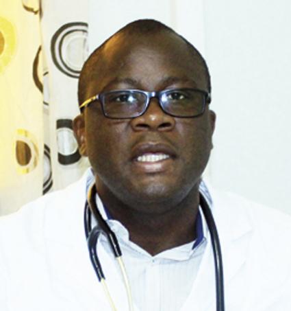 Dr ROMARIC SEDEGO, TABACOLOGUE : «85% des cancers bronchiques primitifs sont dus au tabac»