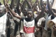 MARCHE DE SOUTIEN AU MAIRE DE SAPONE : Plus de 37 villages mobilisés et acquis à la cause du maire