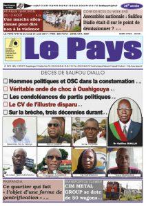 Le Journal du 21/08/2017