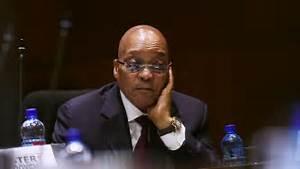 VOTE DE DEFIANCE A BULLETIN SECRET CONTRE LE PRESIDENT SUD-AFRICAIN : Jacob Zuma sur la sellette