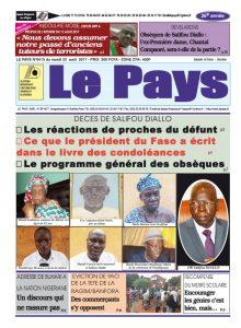 Le Journal du 22/08/2017