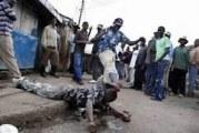 VIOLENCE POSTELECTORALE AU KENYA : L'histoire se répète