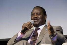 CRISE POST-ELECTORALE AU KENYA : La sage décision de Raïla Odinga